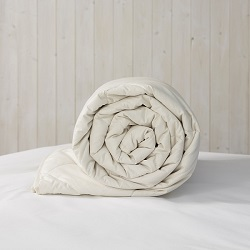 US Size Luxury Alpaca Organic Comforter - Light