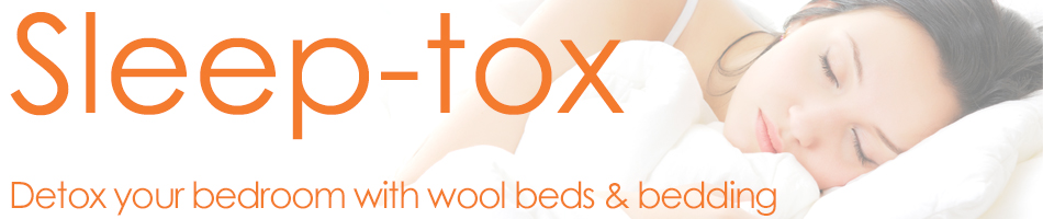 Sleep-Tox - Detox your home with wool